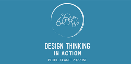 Design Thinking in Action Logo