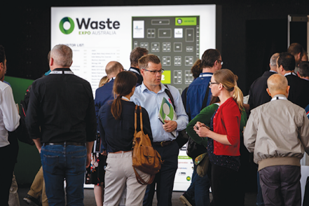about waste expo australia