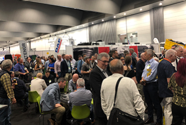Waste Expo Australia crowds