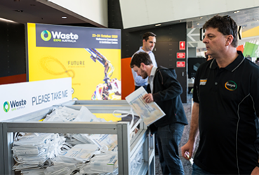 Waste Expo Australia registration