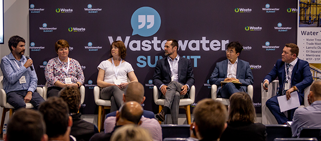 Wastewater summit conference speakers