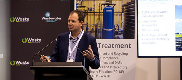 Wastewater Summit conference presentations