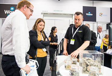 Waste Expo Australia Business Interactions