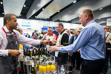 Waste Expo Australia Networking Event Drinks