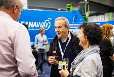 Waste Expo Australia Cleanaway Networking Drinks