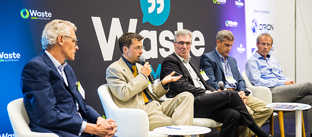 waste summit conference at waste expo australia