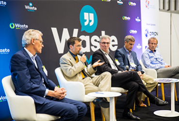Waste Expo Australia panellists